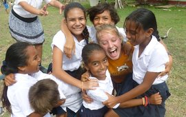 Costa Rica high school trip
